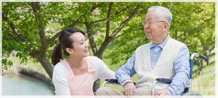高齢者施設への引越し